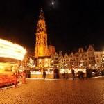 Kerstmarkt in Antwerpen