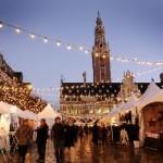 Kerstmarkt in Leuven