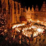 Kerstmarkt in Munster