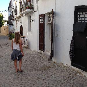 oude stad op Ibiza vakanties