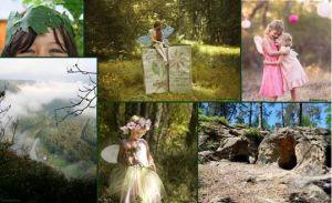 Magische feeen tocht in Franse Ardennen
