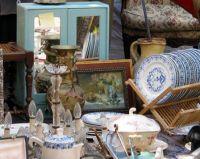 Brocante markten in Frankrijk en Belgie