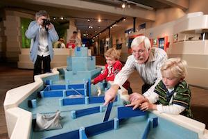 vakantie activiteiten watermuseum
