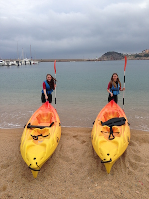 watersport Costa Brava