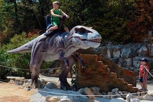 Dinosauriërpark Funtana