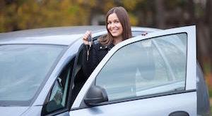 vrouwen zoeken auto