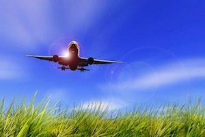 vertraagde vlucht