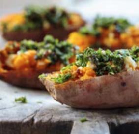 vegatarisch eten